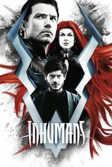 Inhumans yabancı dizi izle diziall